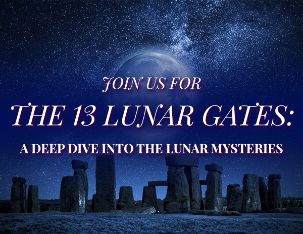 The 13 Lunar Gates - Deep Dive into the Lunar Mysteries